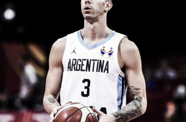 El argentino demostró su nivel en el Mundial de China 2019. Foto: TYC Sports