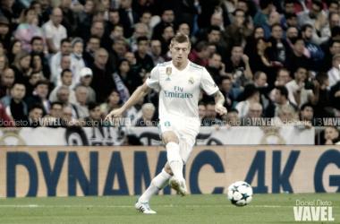 """Kroos: """"La Champions es la única competición que podemos ganar"""""""