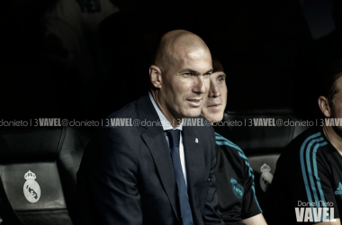 """Zinedine Zidane, sobre Gareth Bale y el Tottenham: """"Todavía no hay nada firmado"""""""