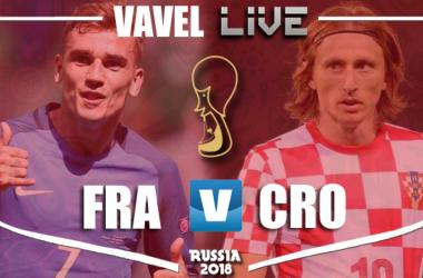 Francia-Croazia, diretta LIVE Mondiali Russia 2018. Partita finita, la Francia è Campione del Mondo!