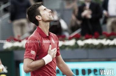 Djokovic - Fonte: Vavel Espana.