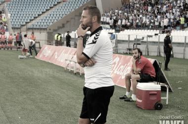 """Curro Torres: """"Tenemos quevolver a hacer nuestro juego"""""""