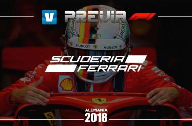 Previa de Ferrari en el GP de Alemania 2018: a casa de Seb