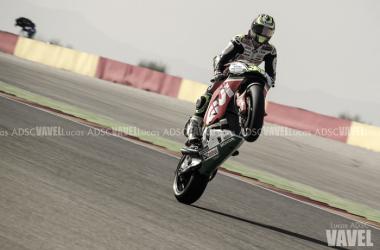 Cal Crutchlow en el Gran Premio de Aragón | FOTO: Lucas ADSC (VAVEL)