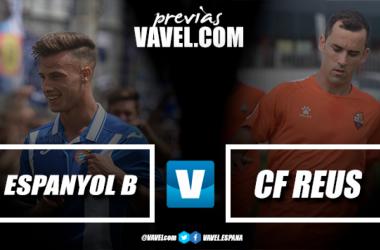 Previa Espanyol B - CF Reus | Montaje: Vavel