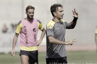 """Paquito Ortiz: """"El fútbol es fácil, es sencillo, es de los jugadores"""""""