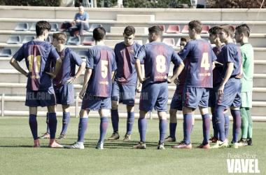 El Juvenil B también con presencia internacional con la Selección Española | Foto: Noelia Déniz - VAVEL