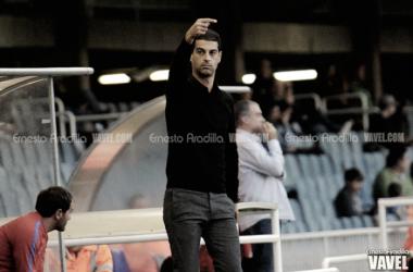 """Gerard López: """"Ha faltado pausa para volver a nuestra idea de juego"""""""