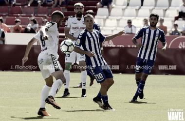 Anuario VAVEL Lorca FC 2017: la delantera sin gol