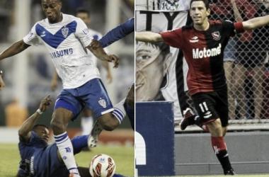 Resultado Newell´s Old Boys - Vélez Sarsfield (0-0) 2015