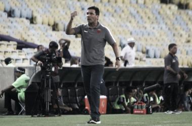 """Zé Ricardo, sobre boa fase do Vasco: """"Esse é um trabalho conjunto"""""""