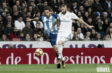 Real Madrid encara lanterna Málaga para retornar à terceira posição
