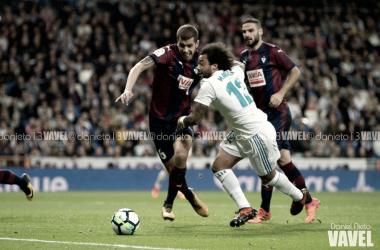 """Marcelo: """"Tenemos que hacer buenos partidos hasta el final"""""""