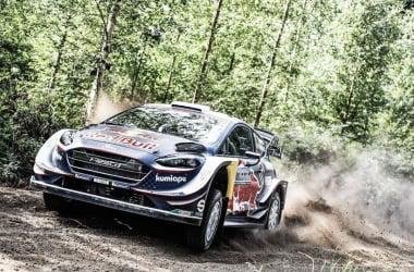 Ford Fiesta WRC en Finlandia | Foto: M-Sport