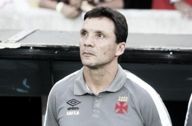 """Após empate com Fla, Zé Ricardo diz: """"temos condições de fazer frente a qualquer adversário"""""""