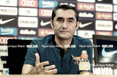 "Valverde: ""Veo muy bien a Vermaelen"""