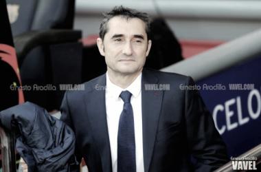 """Ernesto Valverde: """"Me costó adaptarme a la rutinas del equipo"""""""
