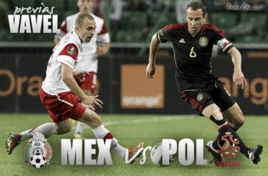 Previa Polonia - México | Foto: VAVEL México