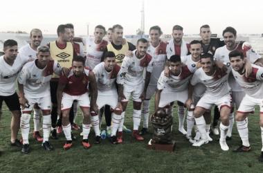 El RCD Mallorca, campeón del Trofeu de s´Agricultura