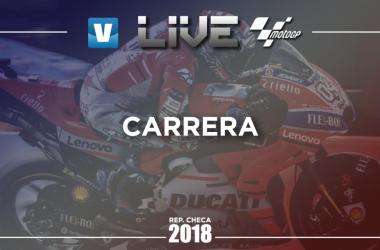 Resumen Carrera GP de la República Checa 2018 de Moto GP