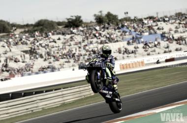 """Test Moto GP - Rossi: """"L'elettronica mi preoccupa"""""""