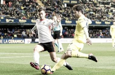 Villarreal conquistó Mestalla