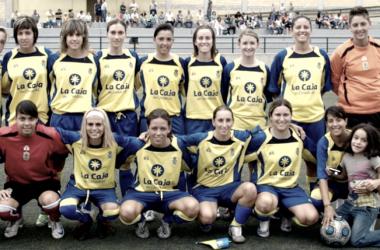 Las guerreras de la UD Las Palmas