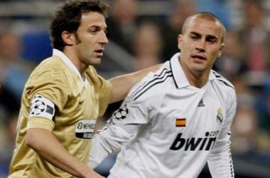 Serial Real Madrid - Juventus 2008/09: Del Piero destroza al Madrid de Schuster