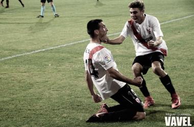 Fede San Emeterio y Pozo seguirán siendo dos de los grandes pilares del filial | Foto: Miguel Guerrero (VAVEL)
