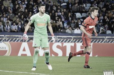 Rulli durante un partido. | Foto: Gio Batista / Vavel