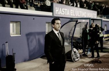 """Julio Velázquez: """"Nos dejaremos todo en el campo para conseguir la victoria"""""""