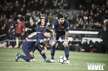 Luis Suárez se convierte en el máximo asistente de Messi en La Liga