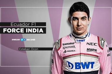 Ecuador Mundial F1: Esteban Ocon, presente y, sobre todo, futuro
