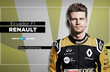 Ecuador Mundial F1: Nico Hülkenberg, el mejor de los mortales. | FOTOMONTAJE: Martín Velarde VAVEL
