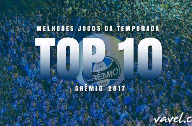 Retrospectiva VAVEL: os 10 melhores jogos da temporada do Grêmio