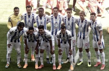Formación del Club Pachuca / Fotografía por: VAVEL México