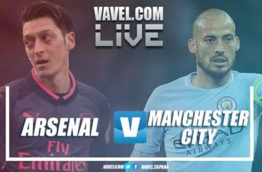 Arsenal vs Manchester City en vivo van a por todas   Foto: Dani Souto