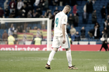 El Real Madrid toca fondo