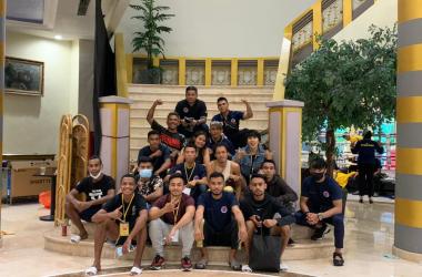DKI Juara Umum Seleksi Kickboxing SEA Games 2021