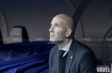 Así no, Zidane