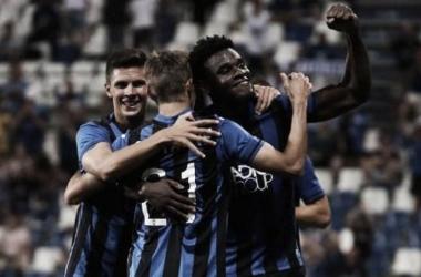 Atalanta volta a vencer Hapoel Haifa e se classifica para a próxima fase da Europa League