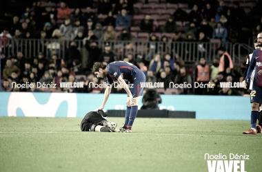 Un Barça imperante contra el Valencia   Foto de Noelia Déniz, VAVEL