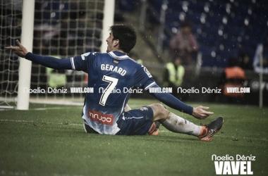 Gerard Moreno, el favorito de la afición