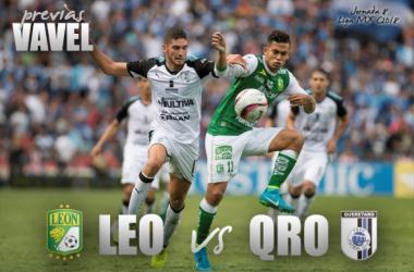 Previa León vs Querétaro: Por una victoria que los meta en la pelea