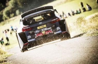 Ford Fiesta WRC en Alemania | Foto: M-Sport Oficial