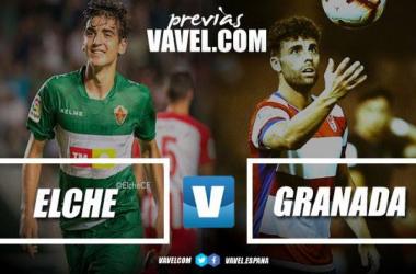 Previa Elche CF - Granada CF: un inicio con morbo