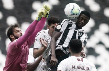 Foto: Vitor Santos/Botafogo FR