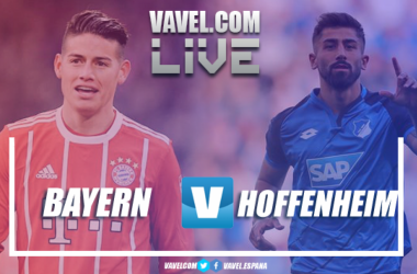 Resumen Bayern de Múnich 3-1 Hoffenheim en Bundesliga 2018