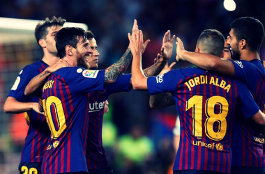Foto/Divulgação: FC Barcelona