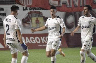 San Martín de Tucumán 1- Quilmes 2- Fecha 16